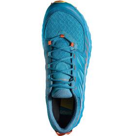 La Sportiva Lycan - Zapatillas running Hombre - naranja/azul